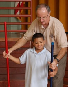 Jim Filizzi & The Engineering Society of York Elementary Science Program